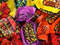 Mix Sassy Sour Flavor Salt Water Taffy Assorted Wrapped Chewy Candy 2 LB - 32 oz