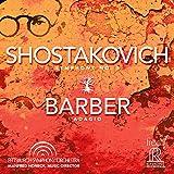 Shostakovich: Symphony No. 5 - Barber: Adagio