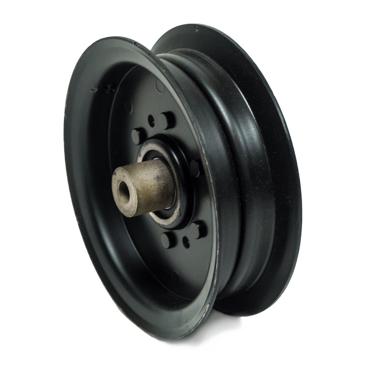 "Husqvarna YTH 20 K 46/"" Mower Deck Rebuild Kit Spindles Blades Belt Pulleys/&Bolts"