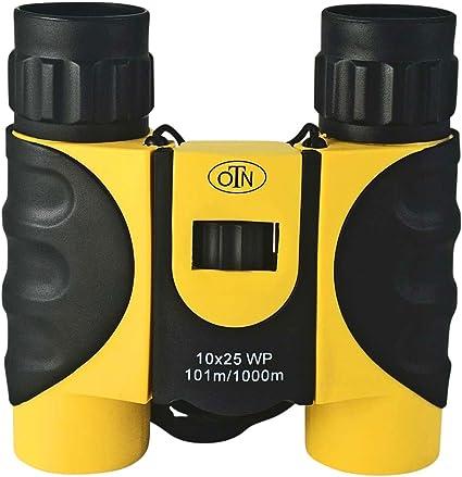 Prism/áticos Compactos de 10x42 del Alta Potencia para Adultos BAK4 Prisma de Techo Gran Campo para Observaci/ón de Aves Deportes Aventura con Adaptador para Tel/éfono Estuche y Correa para el Cuello