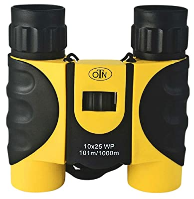 OutNowTech Compact Folding Binoculars For Adults And Kids - 10x25