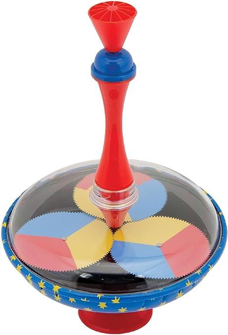 Tobar Cambio de Color Peonza: Amazon.es: Juguetes y juegos