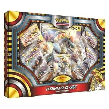 Pokèmon- Caja colección Komm-o GX (POGX1705)