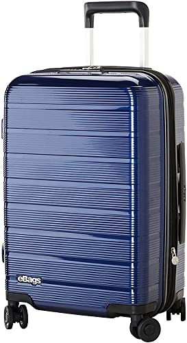 eBags Fortis Carry-On Spinner 22 Inch Blue