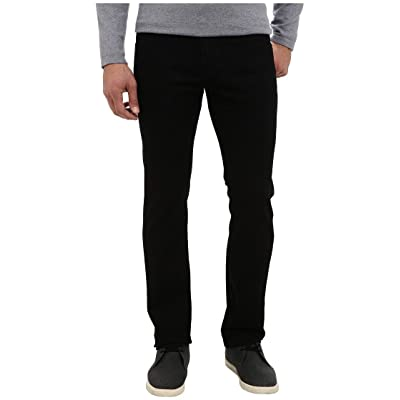 AG Adriano Goldschmied Men's The Matchbox Slim Straight-Fit Jean In Blackbird: Clothing