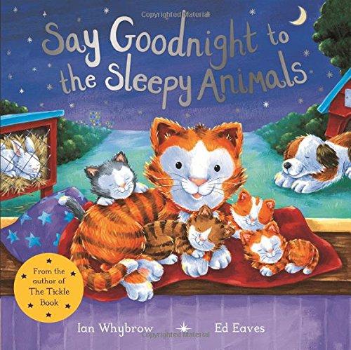 Download Say Goodnight to the Sleepy Animals! (Say Hello) PDF