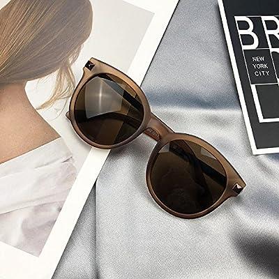 b8659b1c48 Xue-zhenghao Big Frame Gafas De Sol para Gafas De Sol,C: Amazon.es ...