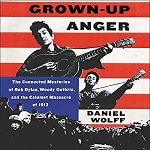 Grown-up Anger Audiobook