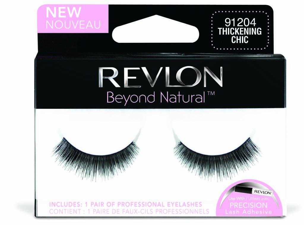 Amazon Revlon Beyond Natural Thickening Chic Eyelashes 91204