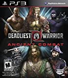 Deadliest Warrior: Ancient Combat - Playstation 3