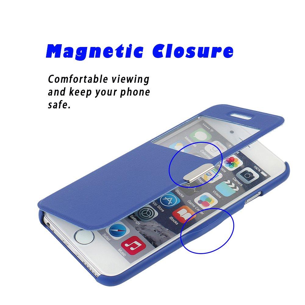 MTRONX Funda iPhone 6s, Funda iPhone 6, Cover Carcasa Case Caso ...