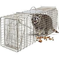 Humane Animal Trap 32x12x12 Steel Cage