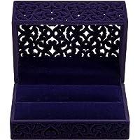 Gossipboy Caja de Regalo Hollow Sapphire Blue Wedding