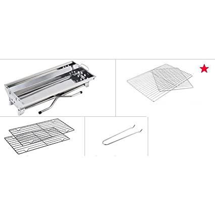 Amazon.com: Hey Meal Barbeque Korean Portable BBQ Griller ...