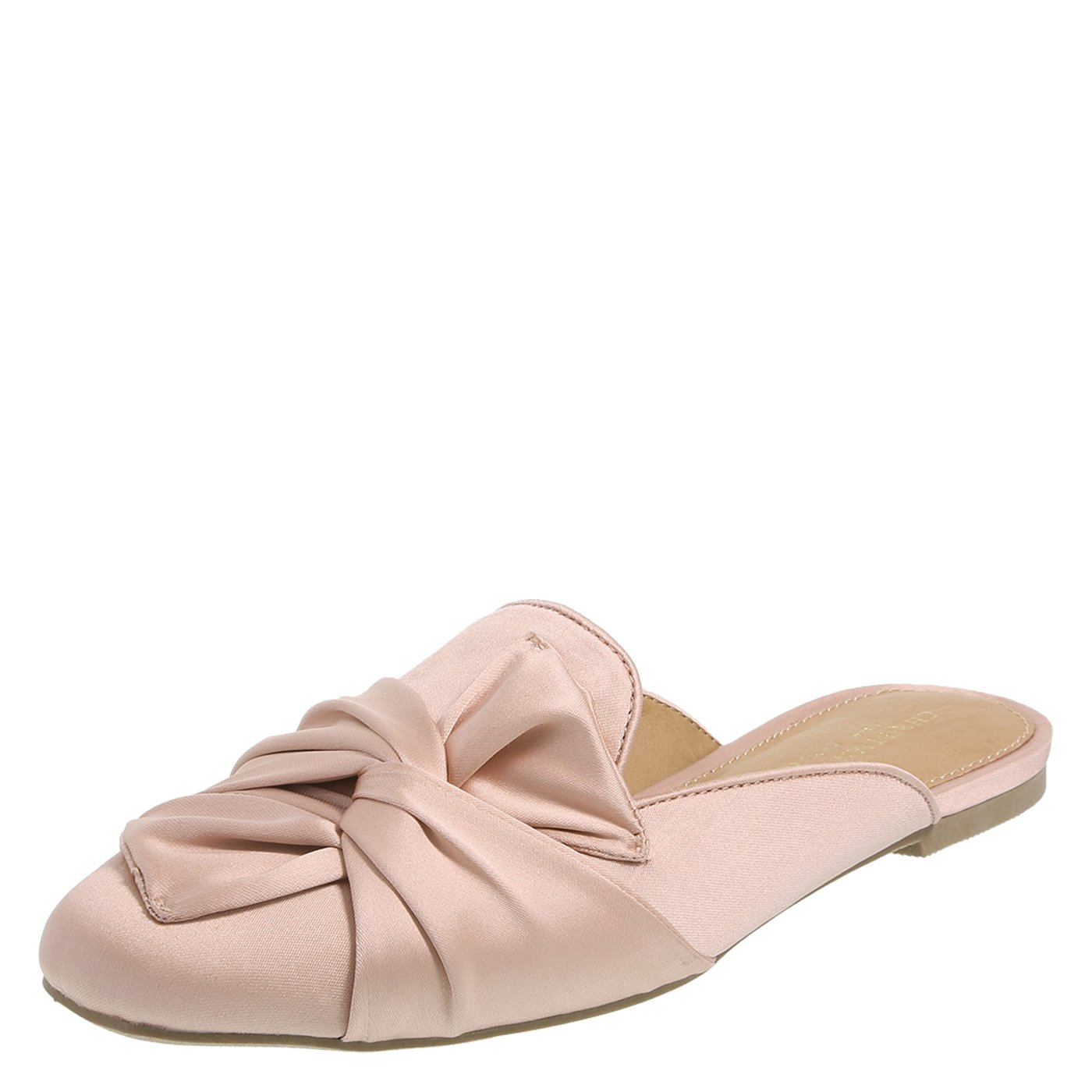 Christian Siriano for Payless Blush Women's Ada Twist Mule 12 Wide