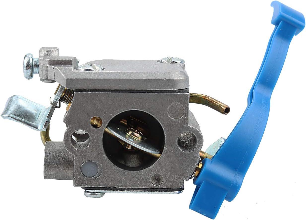 Allong Carburetor with Air Filter Adjustment Tool Kit Screwdriver Primer Bulb for Husqvarna 125B 125BX 125BVX ZAMA C1Q-W37 545081811