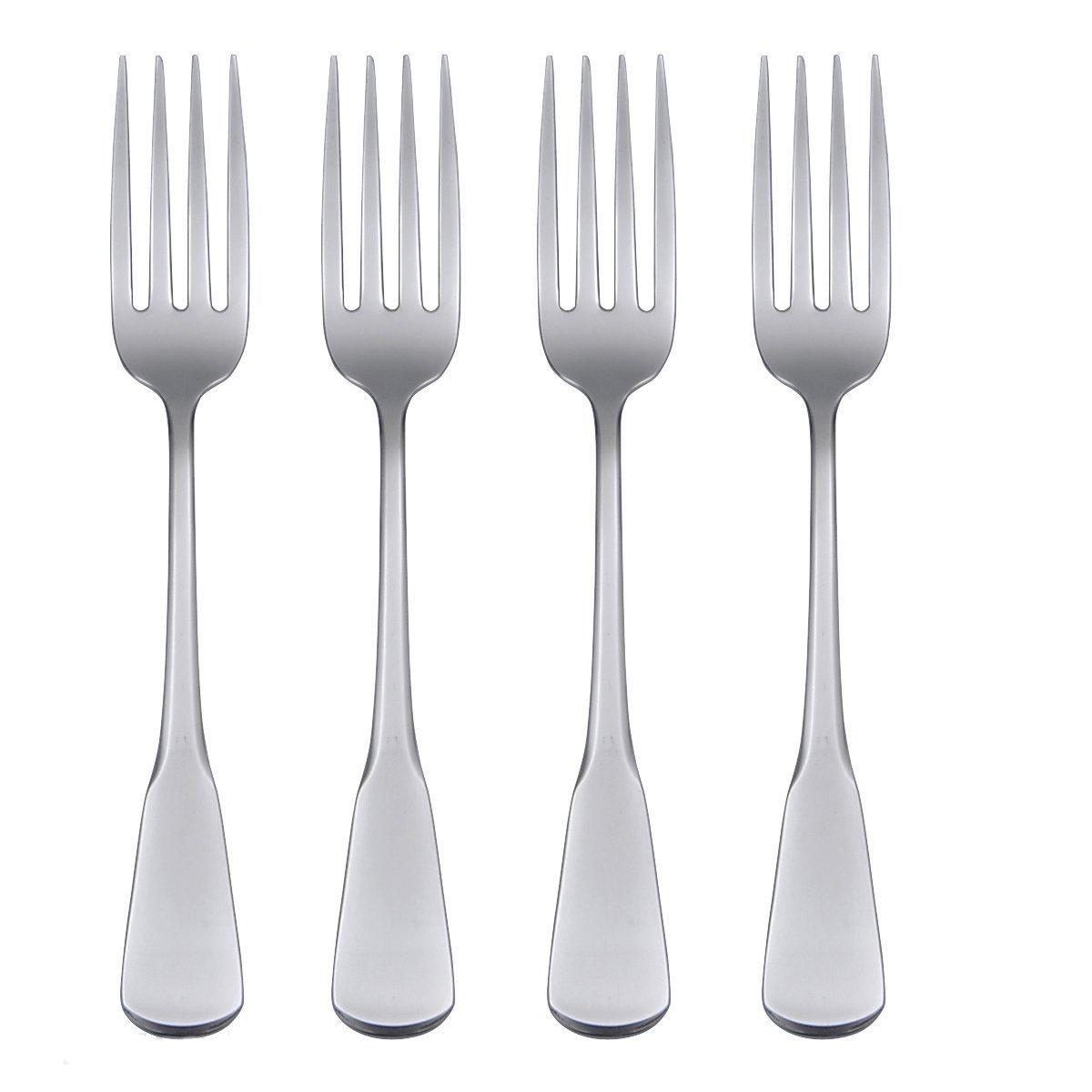 Oneida Flatware Colonial Boston Dinner Forks, Set of 4,Silver by Oneida (Image #1)