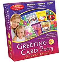 Greeting Card Factory 7.0 Deluxe [OLD VERSION]