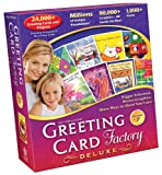 Greeting Card Factory Deluxe 7 (PC CD)