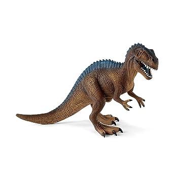 Schleich Sc14584 Acrocanthosaurus Figurine High Standard In Quality And Hygiene Animals & Dinosaurs