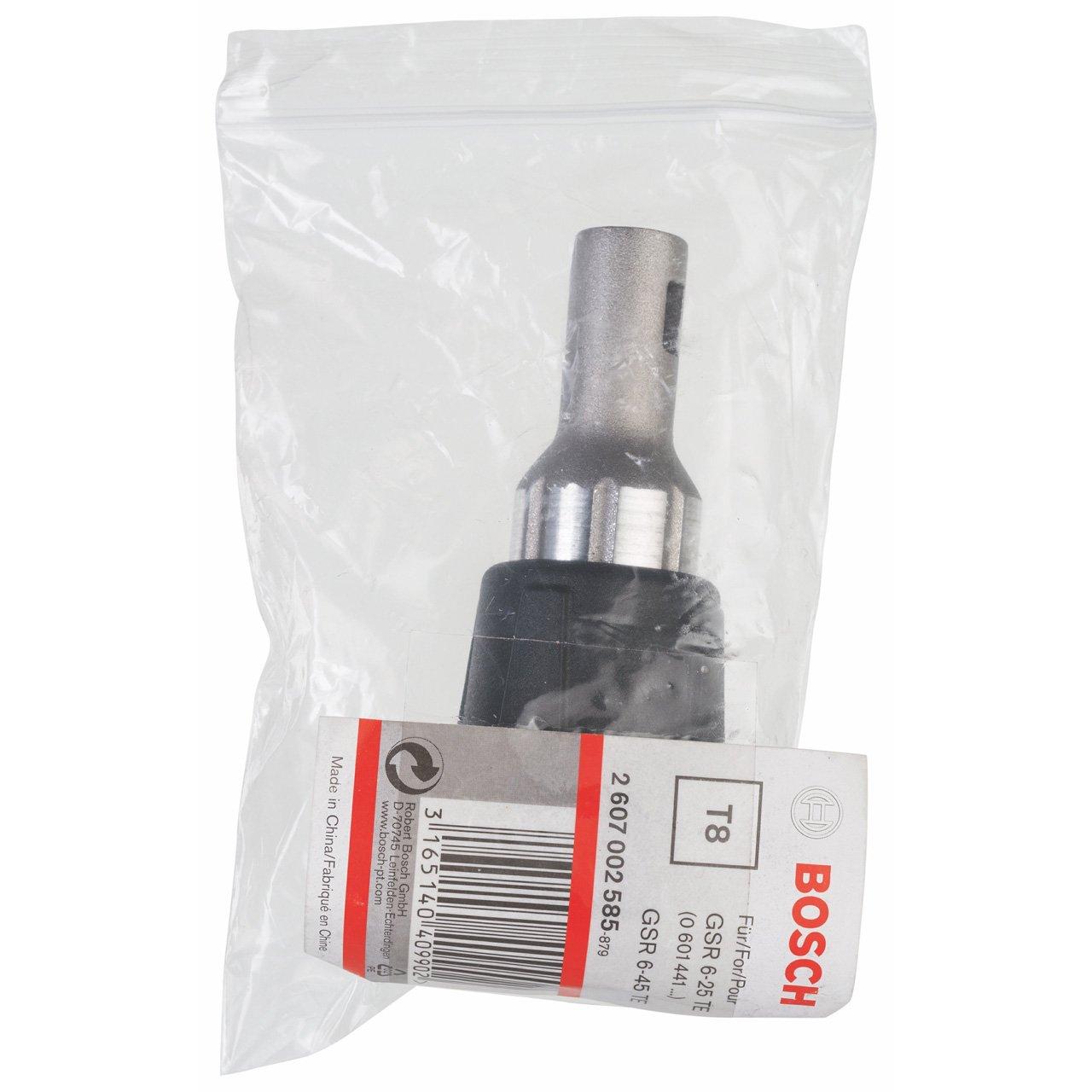 Bosch 2607002586 But/ée de profondeur en association avec douilles