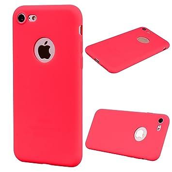 Funda iPhone 7 Carcasa iPhone 7 Silicona Anfire Suave ...
