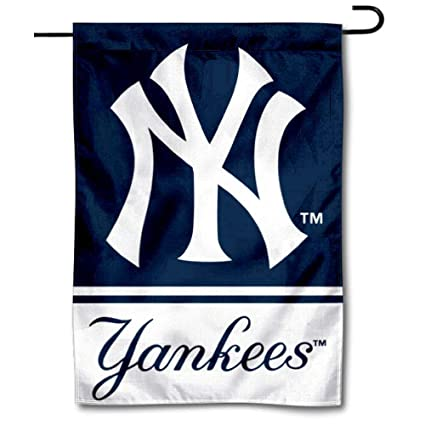 12605bee8 WinCraft New York Yankees Double Sided Garden Flag