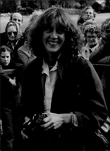 Amazon com: Vintage photo of Amanda Knatchbull smiling