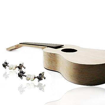 Shsyue® Machen Sie Ihren eigenen 23 Ukulele DIY Konzert Hawaii ...