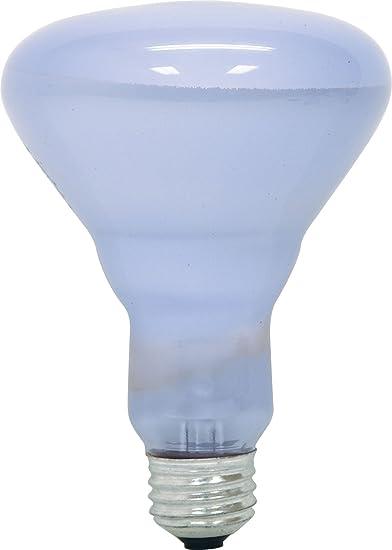 6 Bulbs GE Lighting Reveal 65-watt 445-Lumen BR30 Flood Light Bulbs