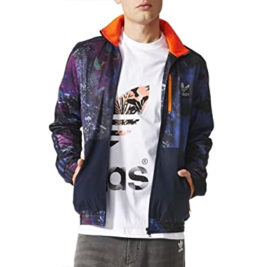 Adidas Originals Longues Blouson Sport De Manches Veste dWxoQrBECe