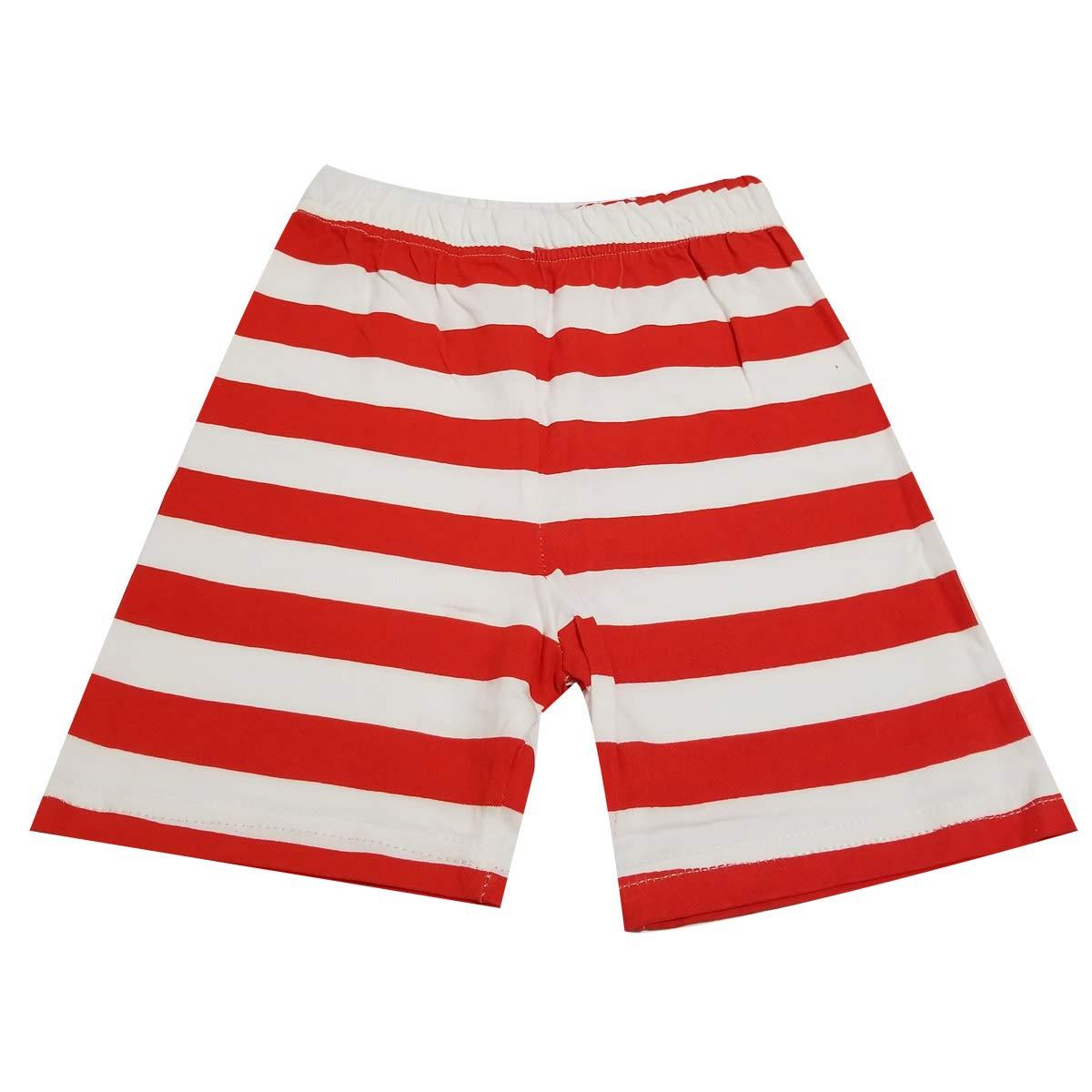 NING Boys Pajamas Set Cute Animals Short Kids Summer Toddler Sleepwear