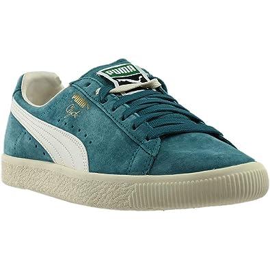 brand new 6fc54 2fd6c PUMA Select Men's Clyde Premium Core Sneakers