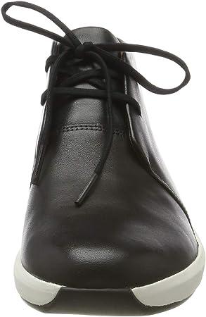 Clarks Un Rio Mid, Zapatillas para Mujer