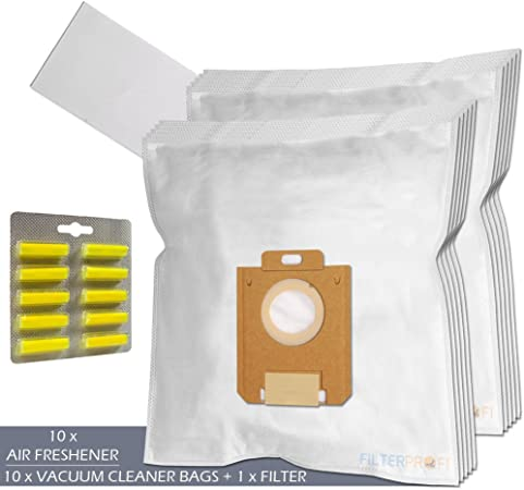 electrolux vacuum cleaner bags and filters