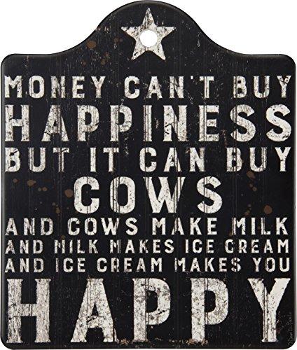 Ice Cream Makes Me Happy TRIVET 6.5