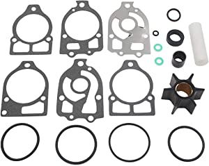 Impeller Kit for Mercruiser Alpha, MR-R, 1 and Mercury Outboards Replaces 47-89984Q5 47-89984T5