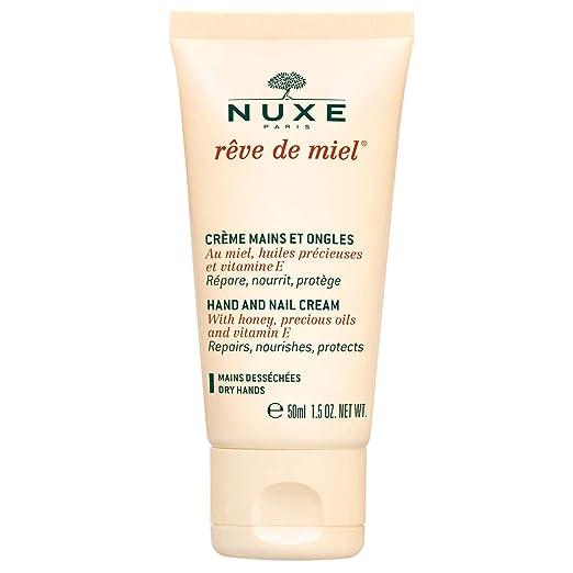 NUXE Reve de Miel Hand and Nail Cream, 1.5 oz./50 ml