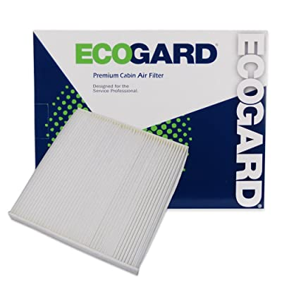 Ecogard XC10305 Premium Cabin Air Filter Fits Chrysler 200 2015-2020 | Jeep Cherokee 2014-2020: Automotive