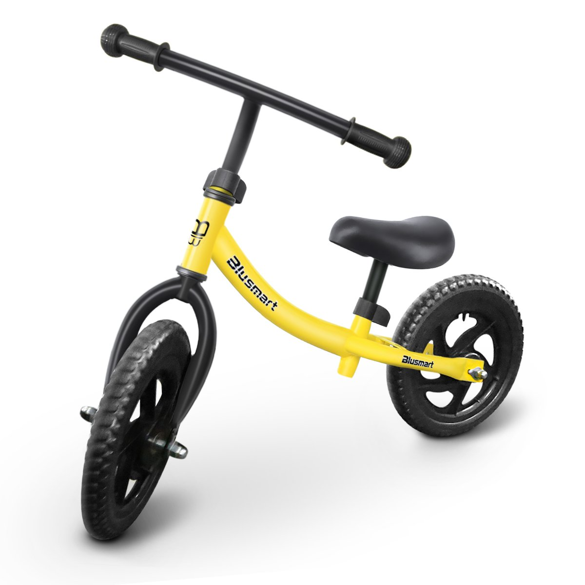 Blusmart Children Balance Bike Sport Walking Bicycle for Kids Ages 18 Months to 5 Years Old 12 inch Lightweight Bikes for Boys and Girls Balance Training
