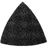 WORX WA2132 no perforado hojas de papel de lija para sonicrafter/herramienta oscilante/Multi-Herramientas