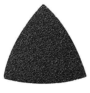 WORX WA2134 no perforado hojas de papel de lija para sonicrafter/herramienta oscilante/Multi-Herramientas
