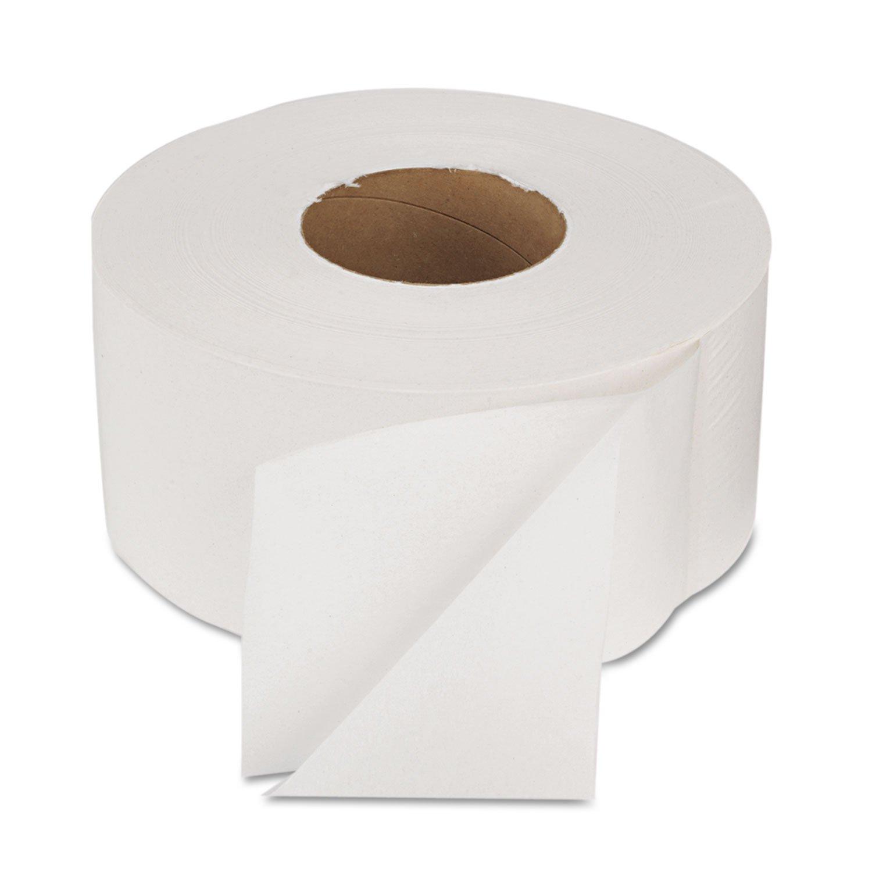 Green Bathroom Tissue, 2-Ply, White, 1000 ft./Roll, 12 Rolls/Carton (並行輸入品) B003F0I662