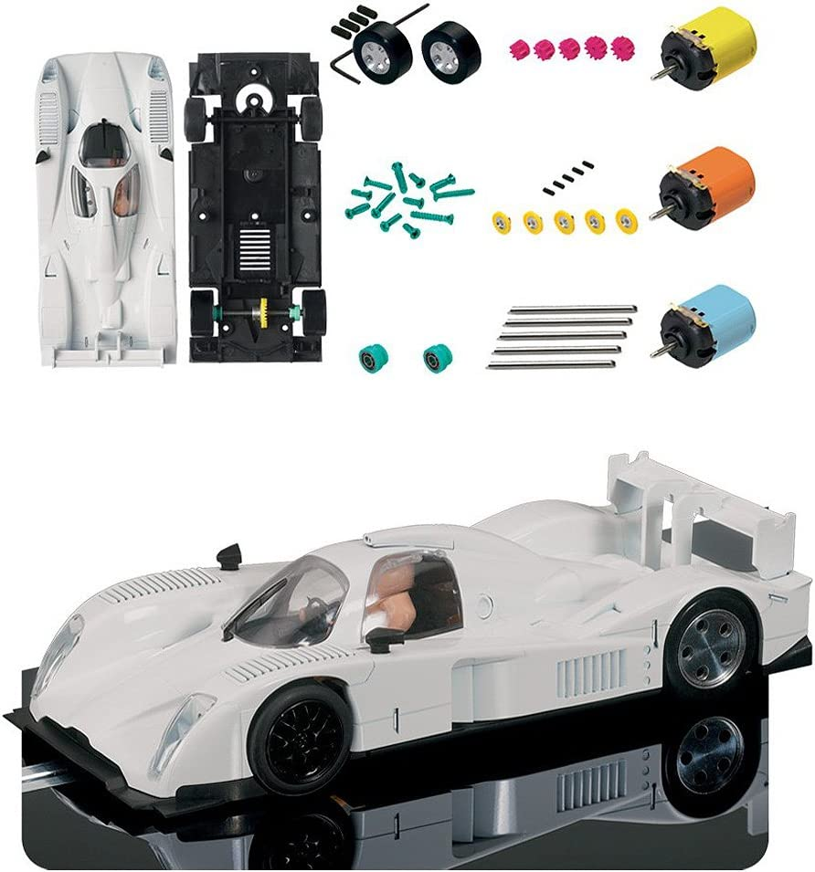 Scalextric 500003193 Perf Car Kit Aston Martin Lmp1 Hd Race Car Amazon De Spielzeug