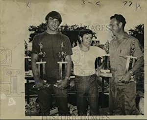 Historic Images 1970 Press Photo Lake Pontchartrain Fishing and Diving Rodeo Winners noa288598 x10 in