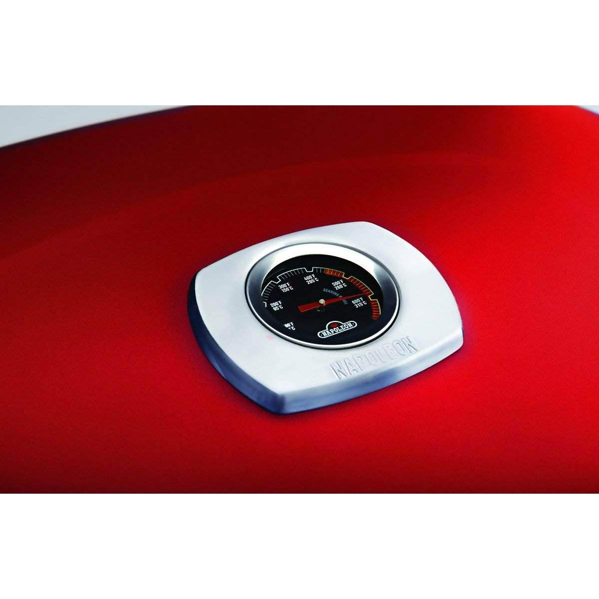 Napoleon Grills TQ285-RD-A Travelq 285 Portable Gas Grill, Red by Napoleon