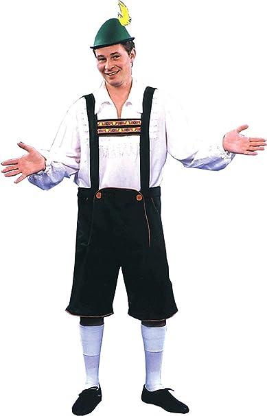 Amazon.com: uhc para hombre pantalones de piel traje ...
