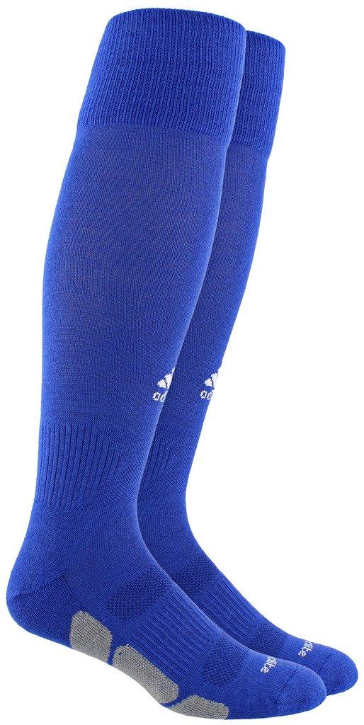 adidas ユーティリティ 全スポーツ対応ソックス B0185FFCYU X-Small|Bold Blue/White/Light Onix Bold Blue/White/Light Onix X-Small