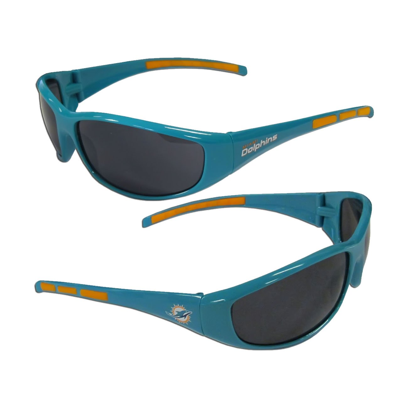 Amazon.com: NFL Wrap estilo anteojos de sol, talla única Se ...