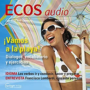 ECOS audio - Vamos a la playa. 8/2013 Hörbuch